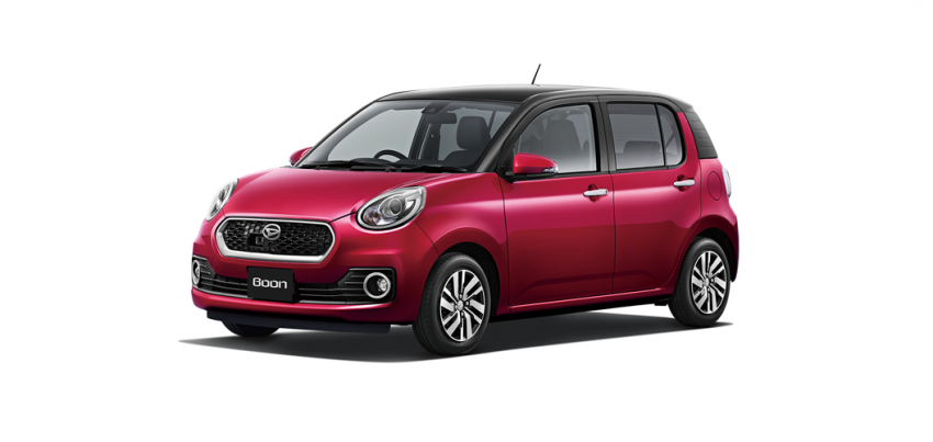 2016 Daihatsu Boon unveiled – next Myvi incoming? Image #475570