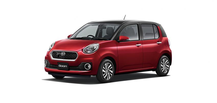 2016 Daihatsu Boon unveiled – next Myvi incoming? Image #475569