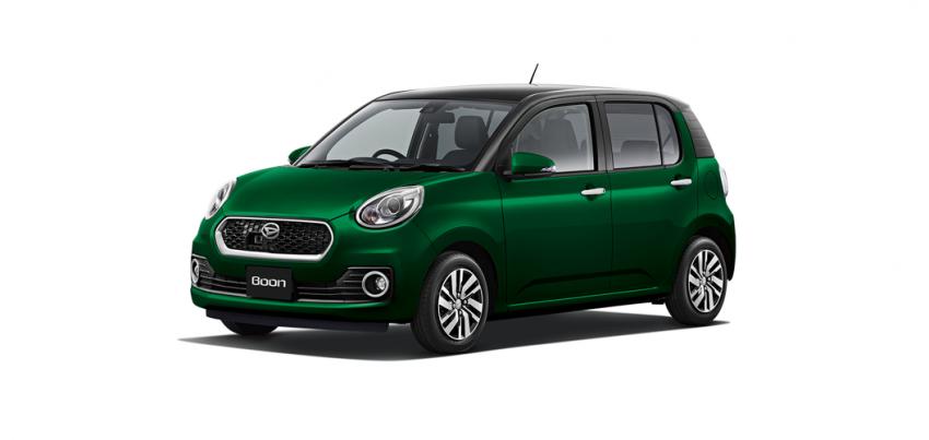 2016 Daihatsu Boon unveiled – next Myvi incoming? Image #475567