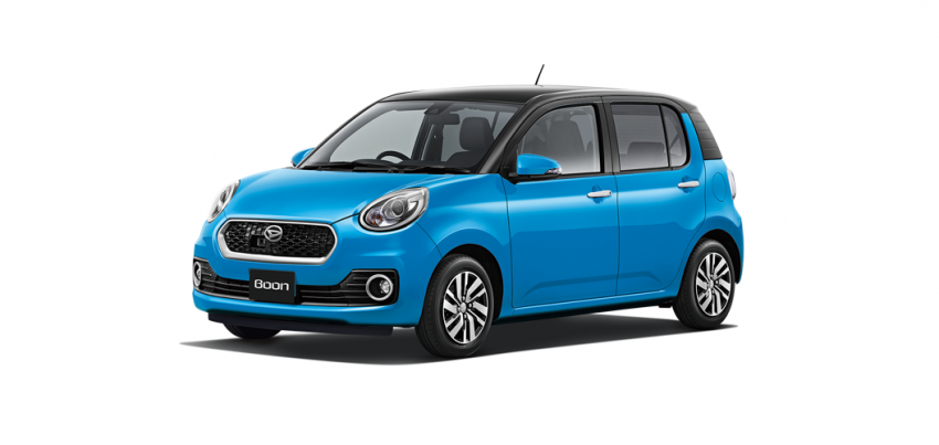2016 Daihatsu Boon unveiled – next Myvi incoming? Image #475568