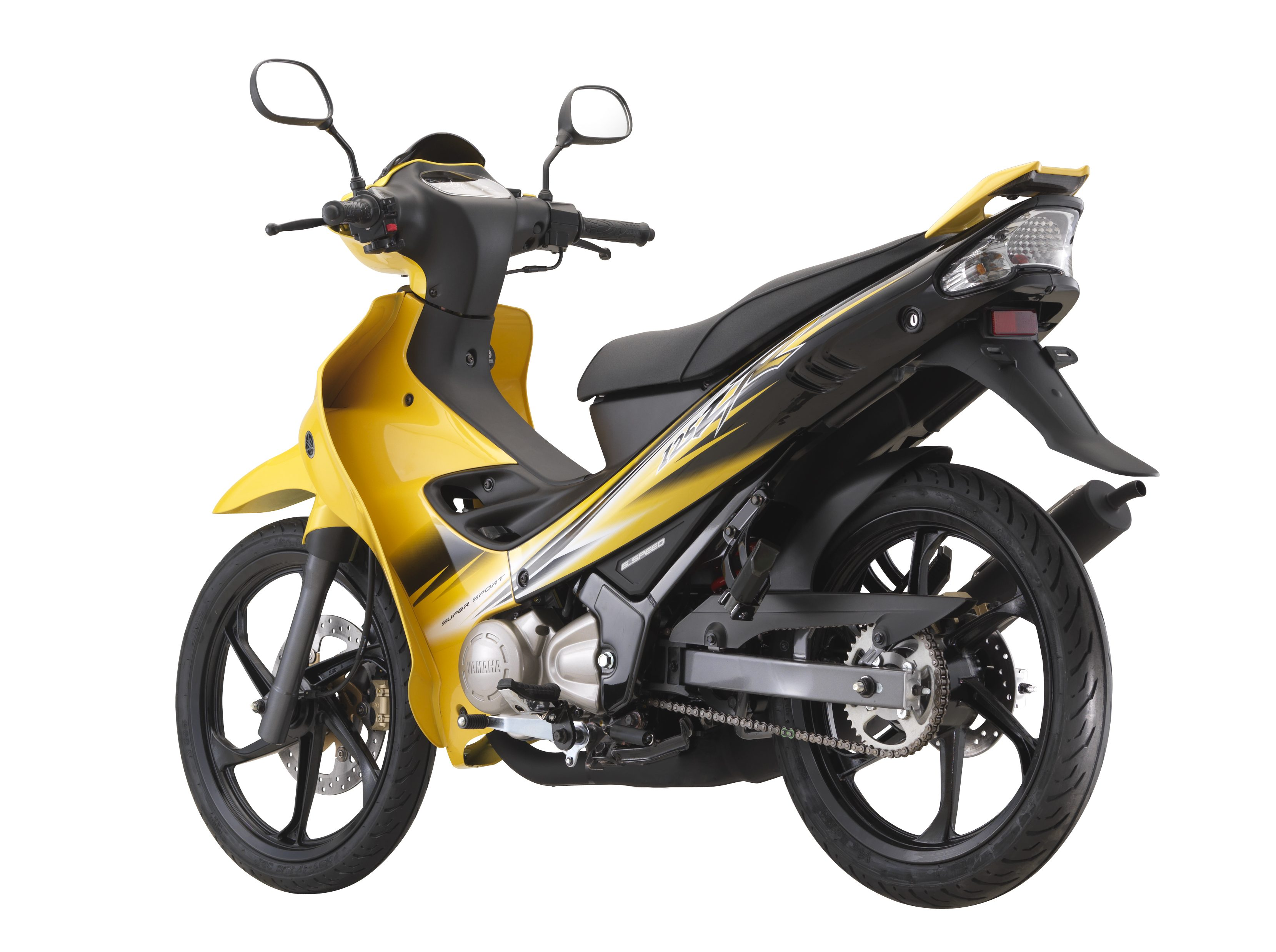 2016 yamaha 125zr now in yellow colour rm7 269 image 486191 for Yamaha policy