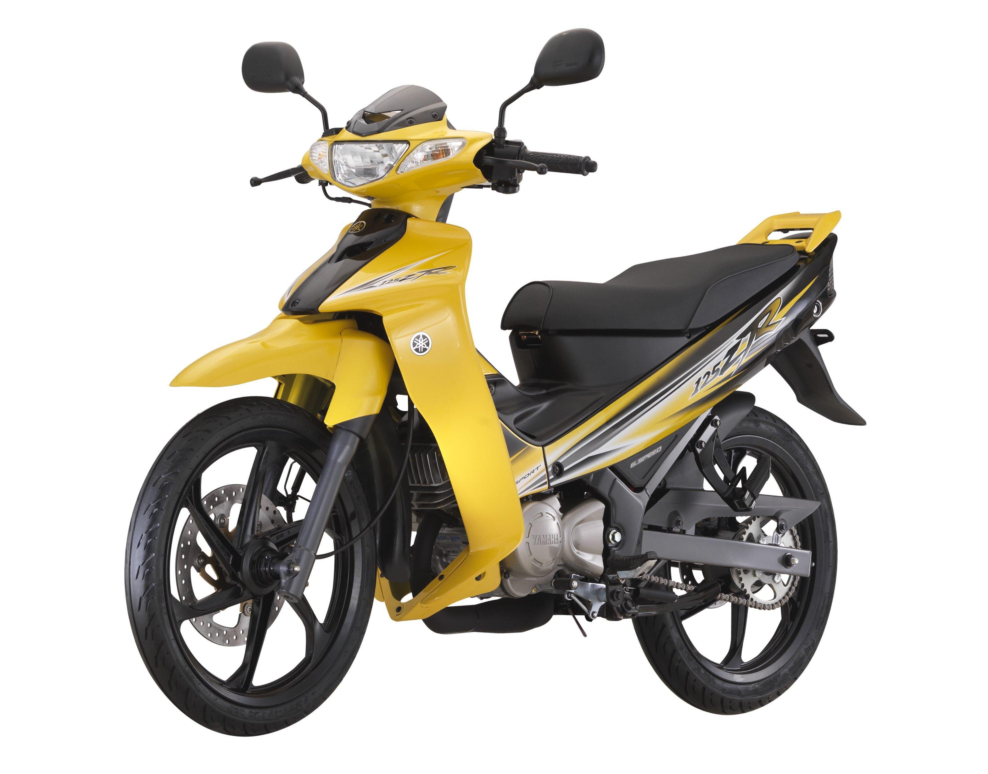 Yamaha Zr Motorcycle