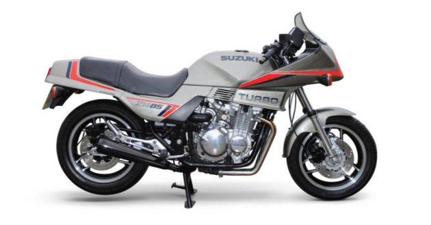 1983 Suzuki XN-85 Turbo