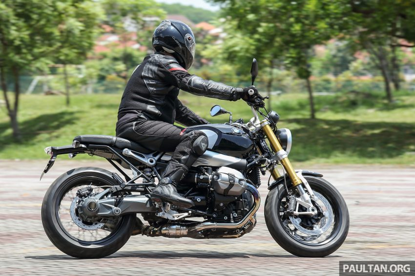 REVIEW: 2015 BMW R nineT – old-new classic custom Image #481347