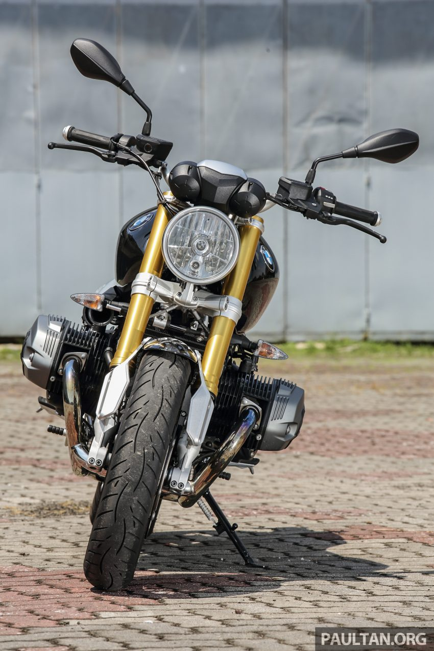REVIEW: 2015 BMW R nineT – old-new classic custom Image #481348