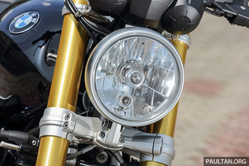 REVIEW: 2015 BMW R nineT – old-new classic custom Image #481349