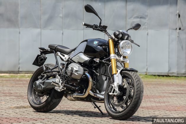 2017 BMW Motorrad R nineT to get two new models?