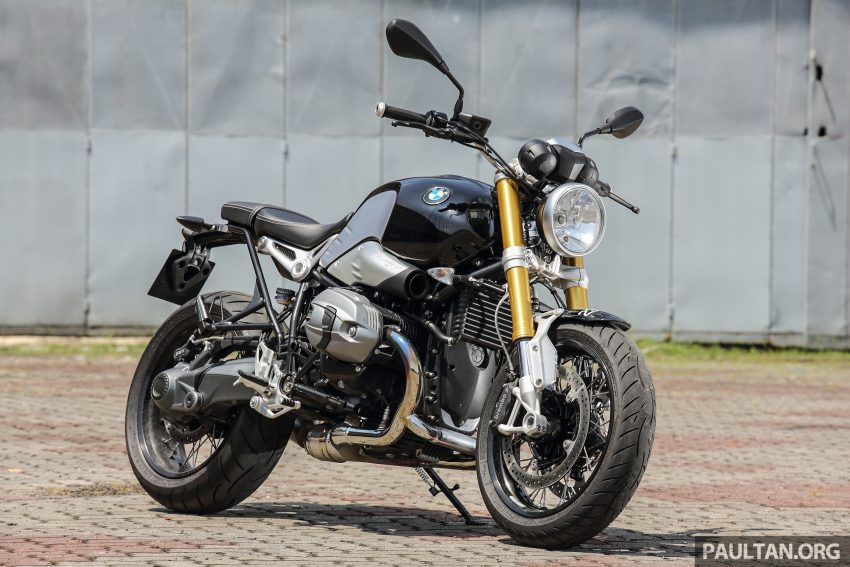REVIEW: 2015 BMW R nineT – old-new classic custom Image #481350