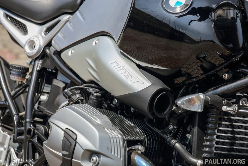 REVIEW: 2015 BMW R nineT – old-new classic custom Image #481351