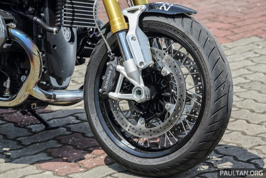 REVIEW: 2015 BMW R nineT – old-new classic custom Image #481352