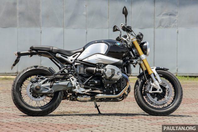 2015 BMW Motorrad RnineT -18
