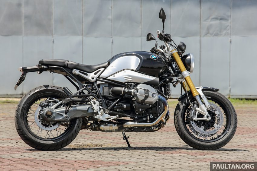 REVIEW: 2015 BMW R nineT – old-new classic custom Image #481356