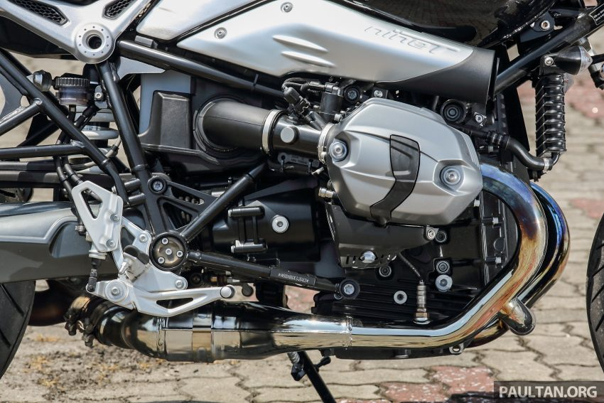 REVIEW: 2015 BMW R nineT – old-new classic custom Image #481357
