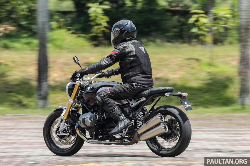 REVIEW: 2015 BMW R nineT – old-new classic custom Image #481339