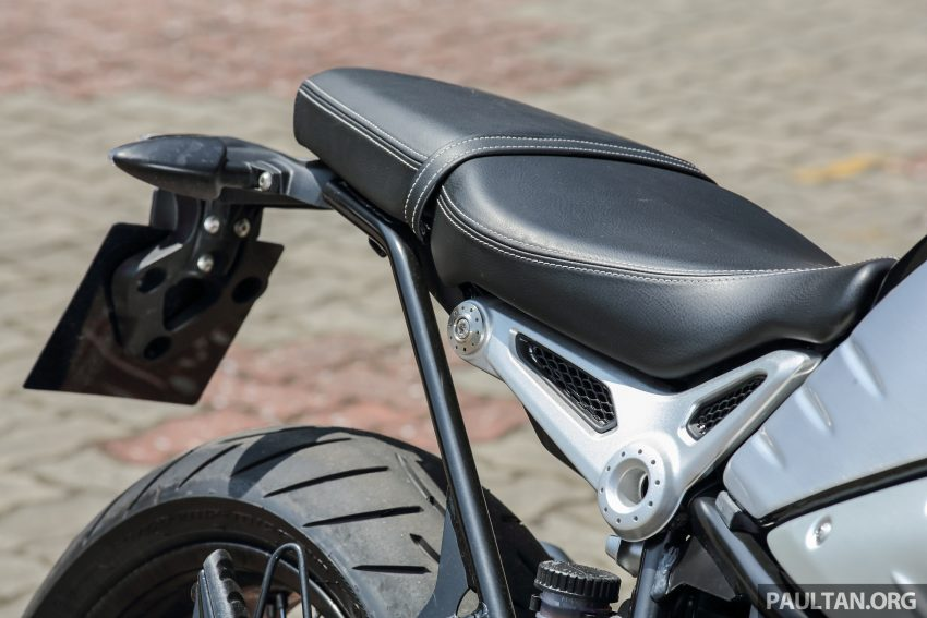 REVIEW: 2015 BMW R nineT – old-new classic custom Image #481358