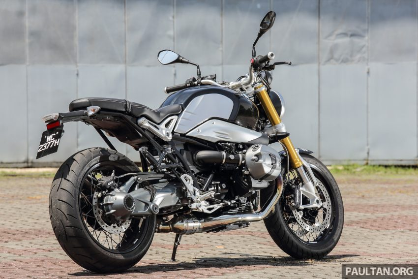 REVIEW: 2015 BMW R nineT – old-new classic custom Image #481360