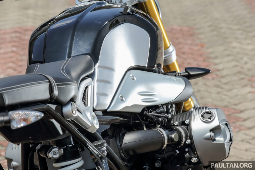 REVIEW: 2015 BMW R nineT – old-new classic custom Image #481364