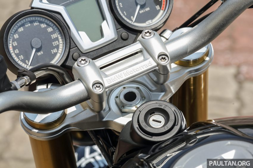 REVIEW: 2015 BMW R nineT – old-new classic custom Image #481368