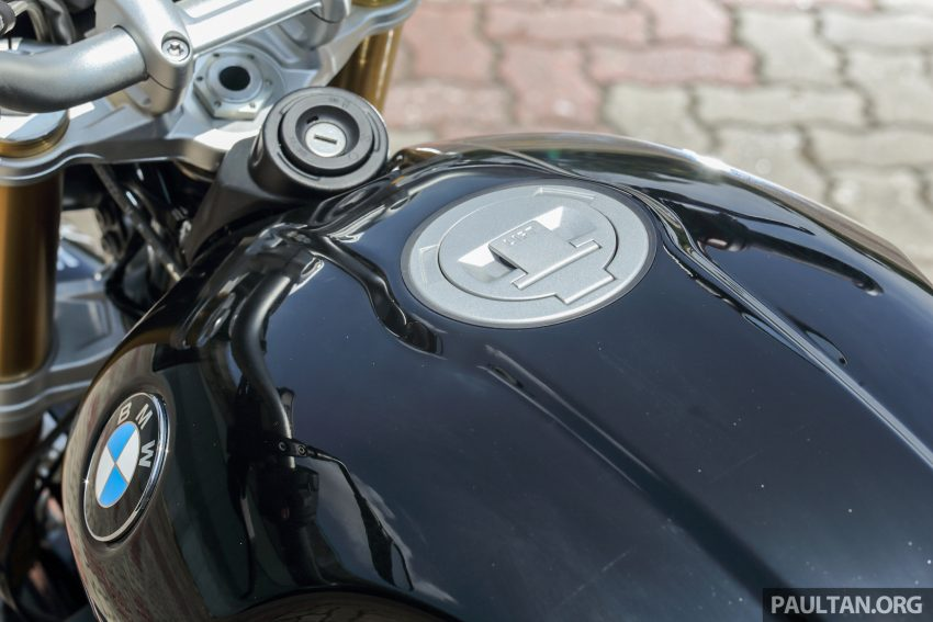 REVIEW: 2015 BMW R nineT – old-new classic custom Image #481369