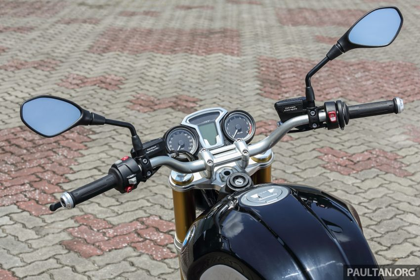 REVIEW: 2015 BMW R nineT – old-new classic custom Image #481371