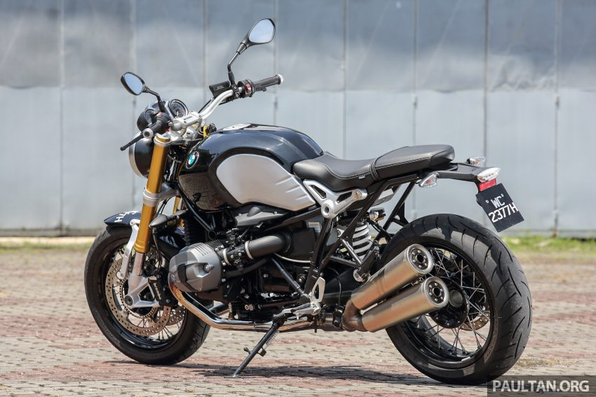 REVIEW: 2015 BMW R nineT – old-new classic custom Image #481372