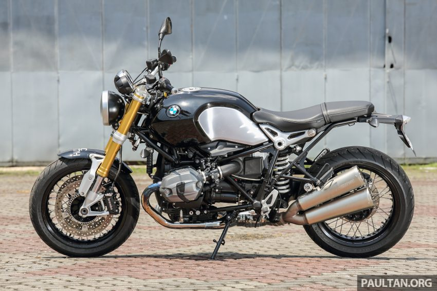 REVIEW: 2015 BMW R nineT – old-new classic custom Image #481373