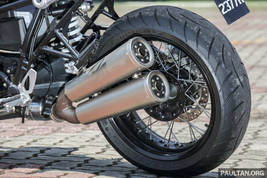 REVIEW: 2015 BMW R nineT – old-new classic custom Image #481374