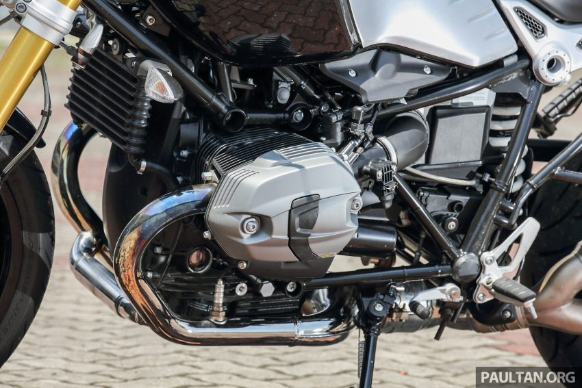 REVIEW: 2015 BMW R nineT – old-new classic custom Image #481375