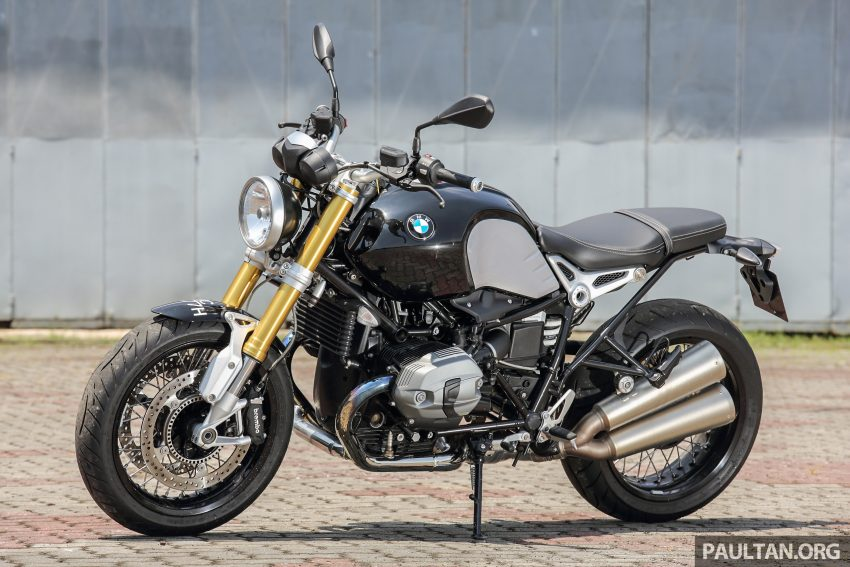 REVIEW: 2015 BMW R nineT – old-new classic custom Image #481377