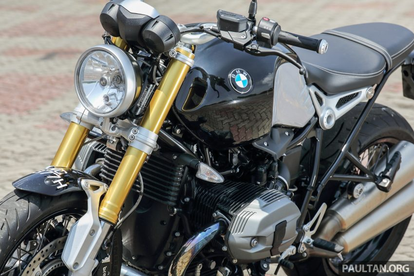 REVIEW: 2015 BMW R nineT – old-new classic custom Image #481378