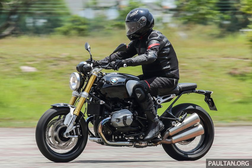 REVIEW: 2015 BMW R nineT – old-new classic custom Image #481342