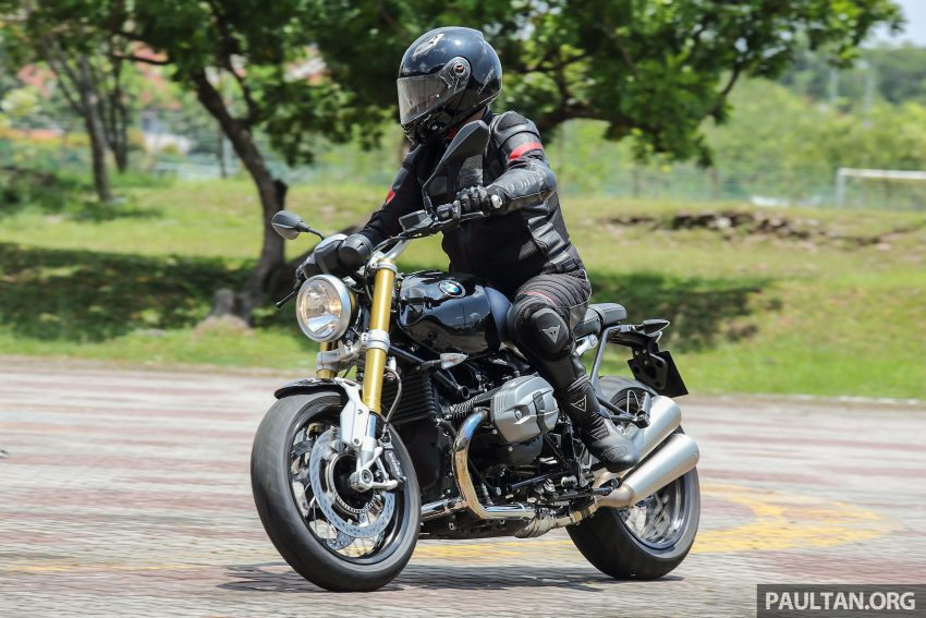 REVIEW: 2015 BMW R nineT – old-new classic custom Image #481343