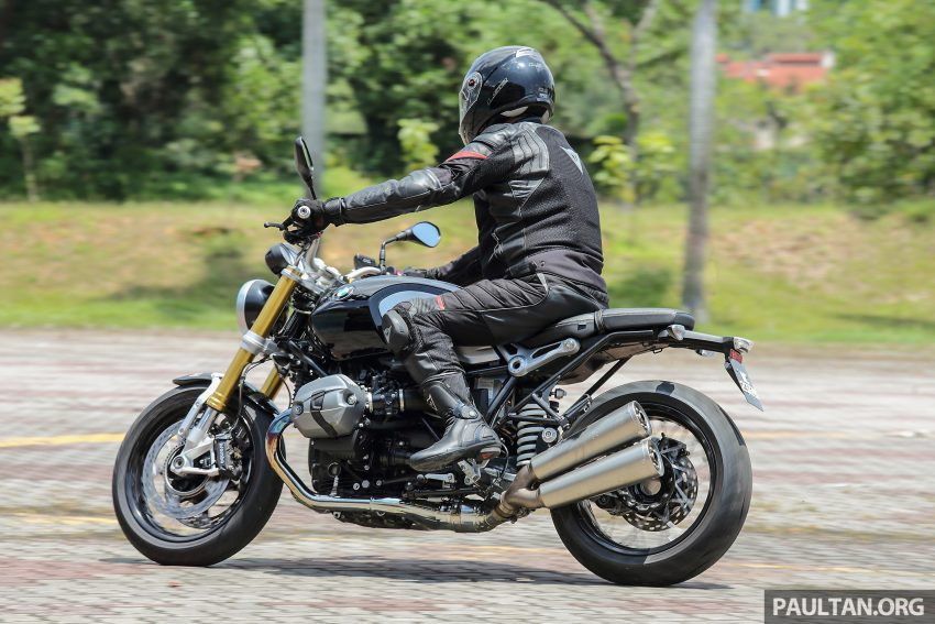 REVIEW: 2015 BMW R nineT – old-new classic custom Image #481344