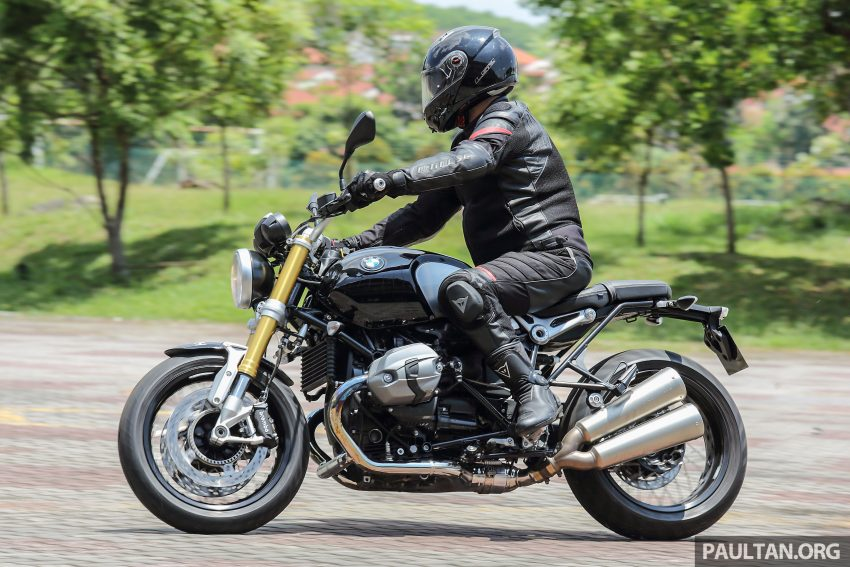 REVIEW: 2015 BMW R nineT – old-new classic custom Image #481345