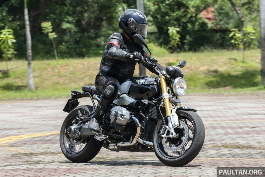 REVIEW: 2015 BMW R nineT – old-new classic custom Image #481346