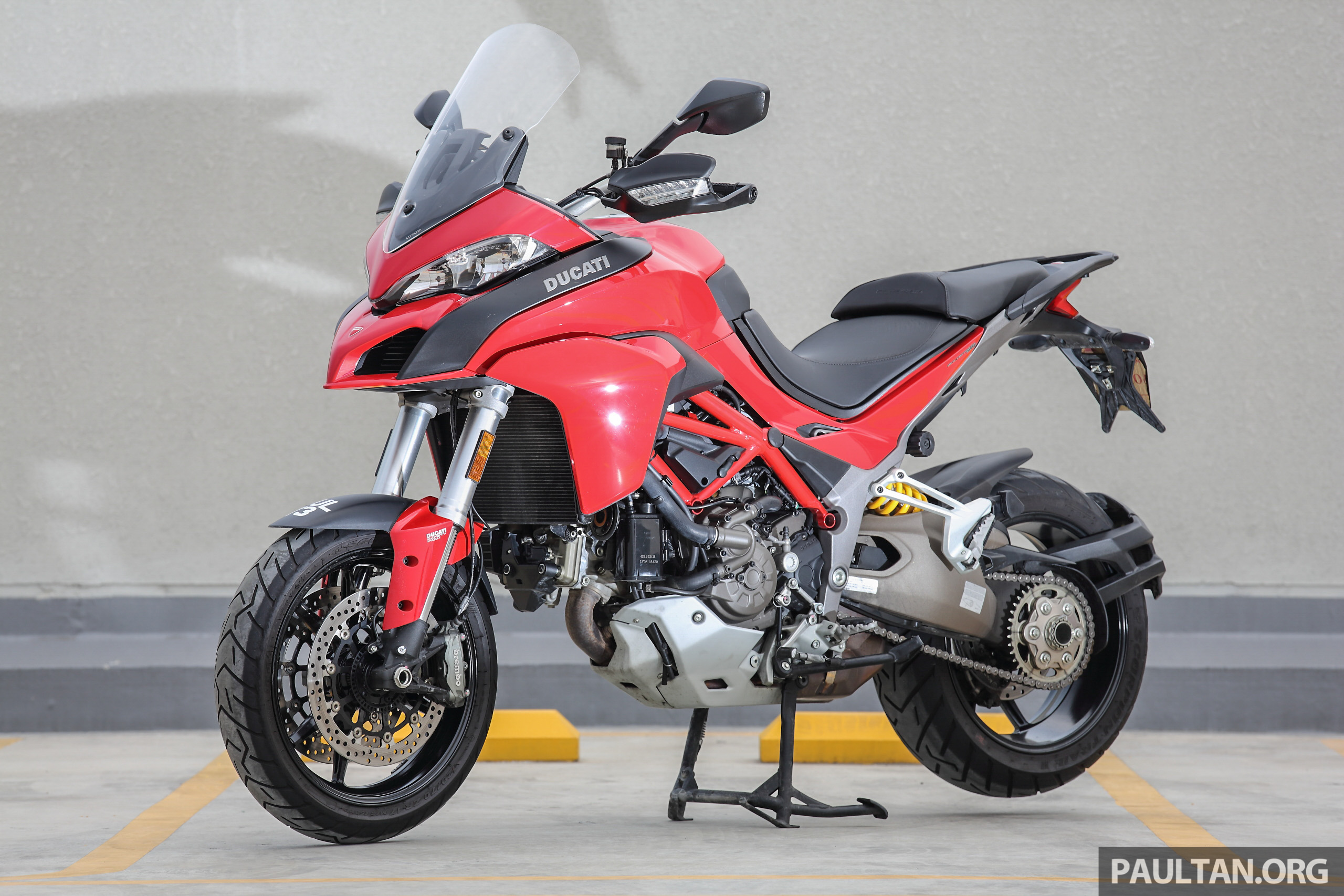 REVIEW: 2016 Ducati Multistrada 1200