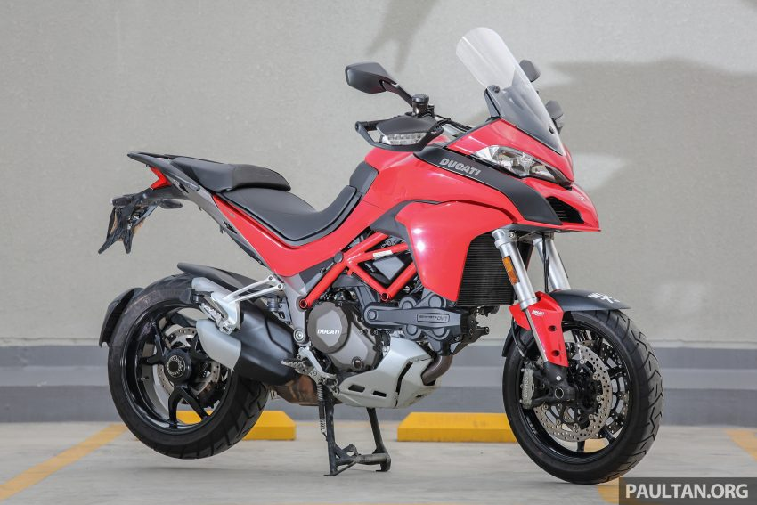 REVIEW: 2016 Ducati Multistrada 1200 – for all reasons Image #477461