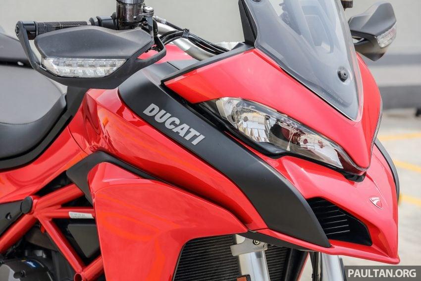 REVIEW: 2016 Ducati Multistrada 1200 – for all reasons Image #477466