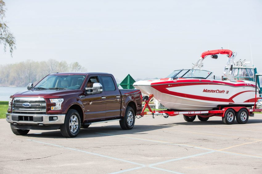Ford F 150 Special Service Vehicle Package Added As No Cost Option For
