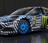 2016 Ford Focus RS RX 1