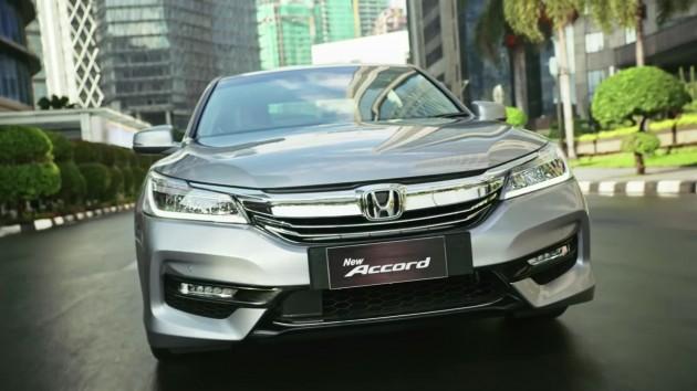 2016 Honda Accord facelift Indonesia ad 1