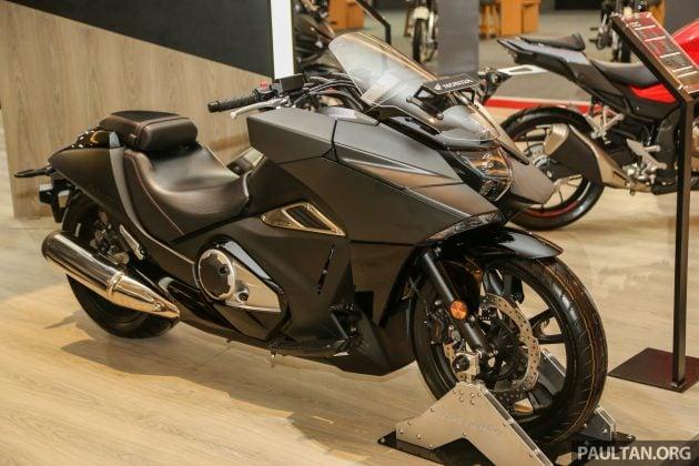 2016 Honda NM4 Vultus -1