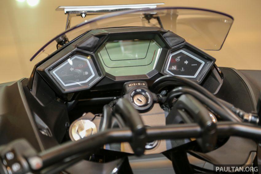 IIMS 2016: Honda NM4 Vultus maxi-scooter on show Image #476303