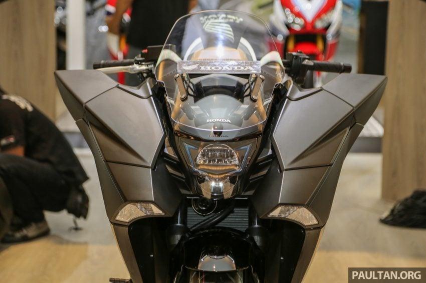IIMS 2016: Honda NM4 Vultus maxi-scooter on show Image #476293