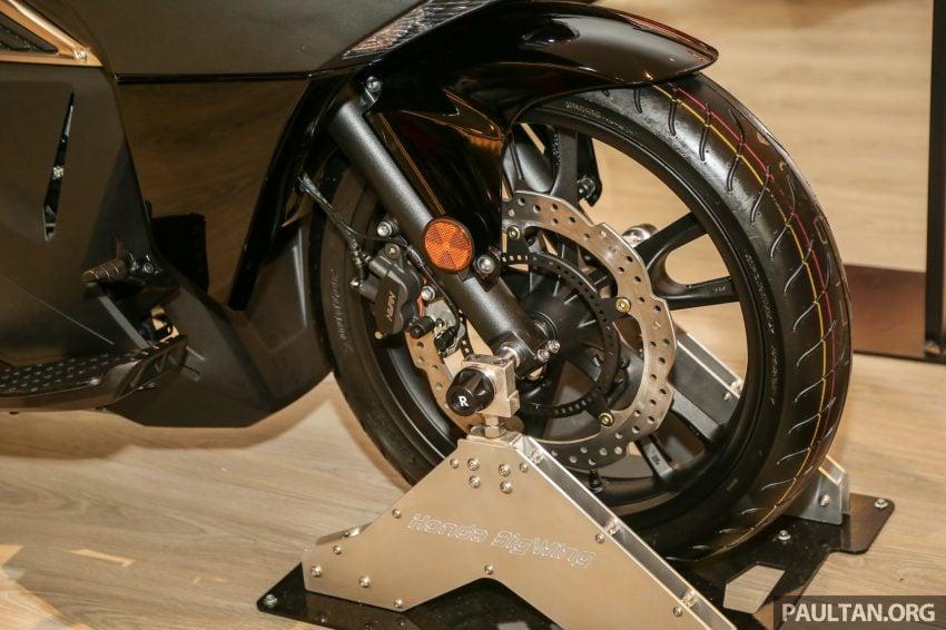 IIMS 2016: Honda NM4 Vultus maxi-scooter on show Image #476294