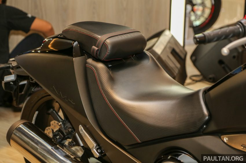 IIMS 2016: Honda NM4 Vultus maxi-scooter on show Image #476296