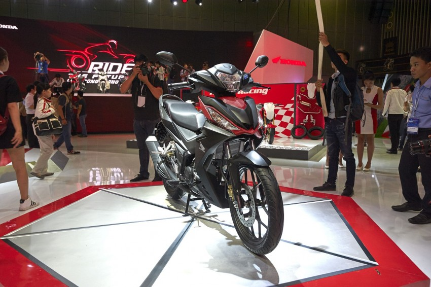 2016 Honda Winner 150 <em>kapchai</em> launched in Vietnam Image #473540