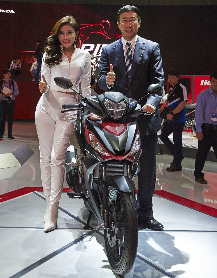 2016 Honda Winner 150 <em>kapchai</em> launched in Vietnam Image #473541