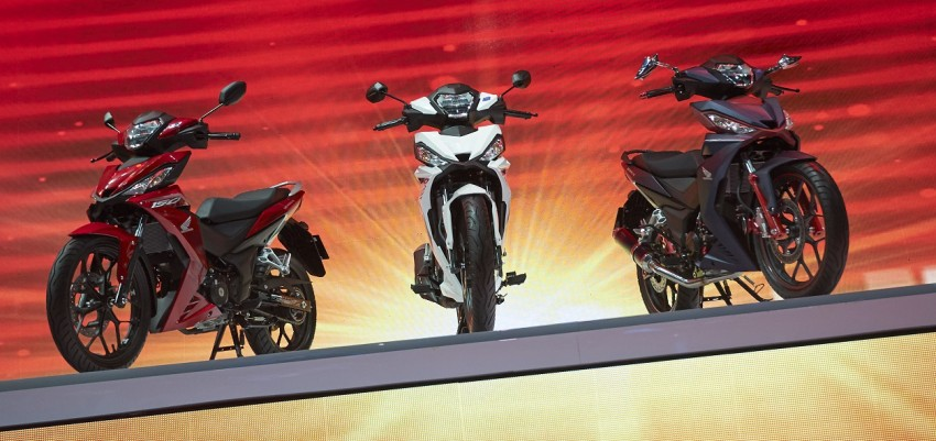 2016 Honda Winner 150 <em>kapchai</em> launched in Vietnam Image #473538