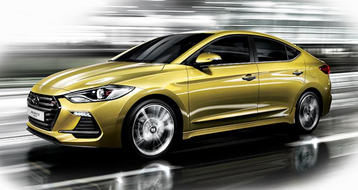 Hyundai Elantra Sport launched – 1.6 T-GDi, 204 hp Image #486269